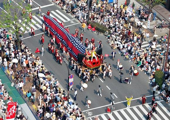 博多どんたく パレード 日程
