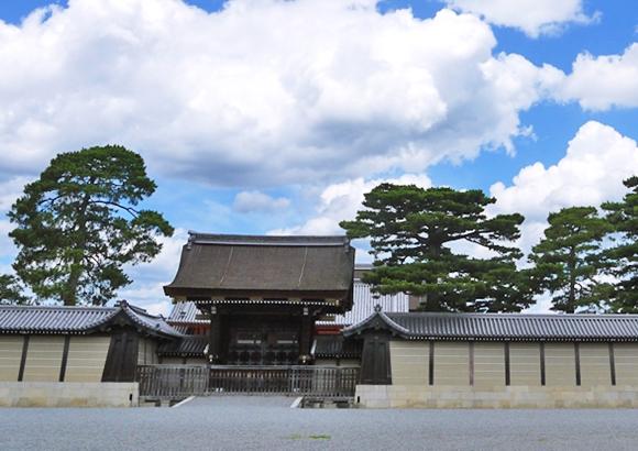 京都御所 一般公開
