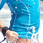 キッズ 水着 女の子 ラッシュガード