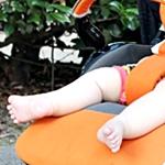 真夏日 赤ちゃん 服装