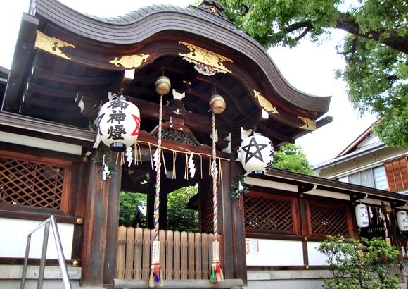 京都の妖怪スポット 晴明神社