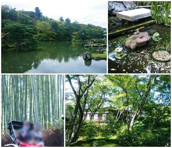 京都 嵐山 おすすめ 観光 コース