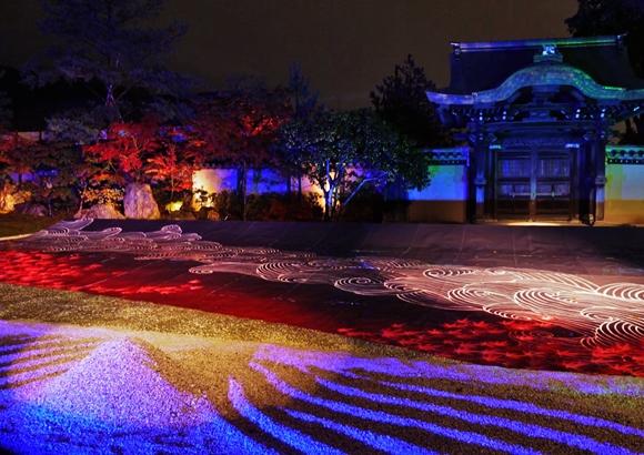 紅葉 京都 名所 ライトアップ