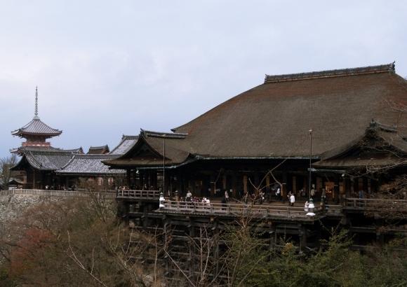 今年の漢字 一文字 清水寺