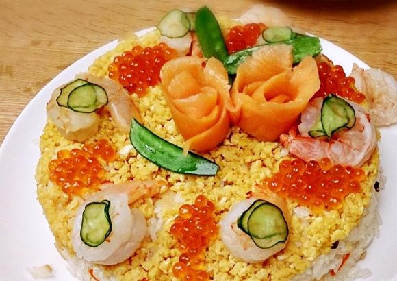 ひな祭り ちらし寿司 レシピ 簡単