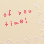 バレンタイン カード メッセージ