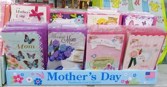 母の日 メッセージ カード