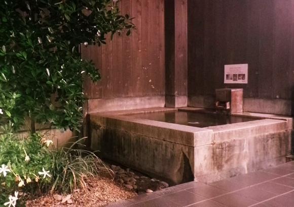 関東近郊の日帰り温泉