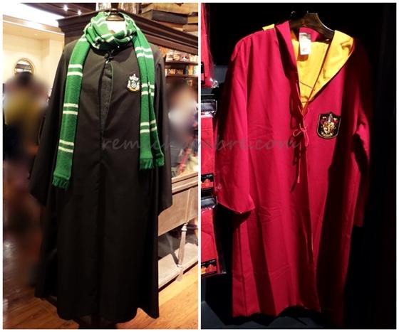 ハリーポッターのローブ仮装でUSJハロウィン!