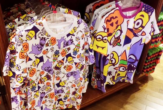 usjのミニオンTシャツ