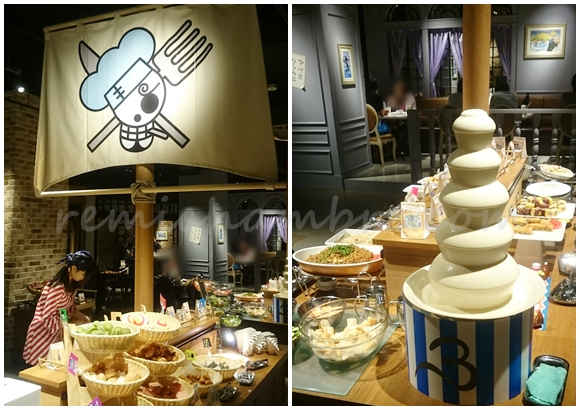 東京タワーでワンピースゆかりのご飯を楽しむ!