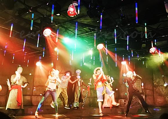 東京タワーで見られるワンピースの舞台がスゴイ!