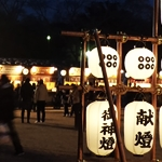 USJ大阪城 戦国ザリアルの楽市楽座