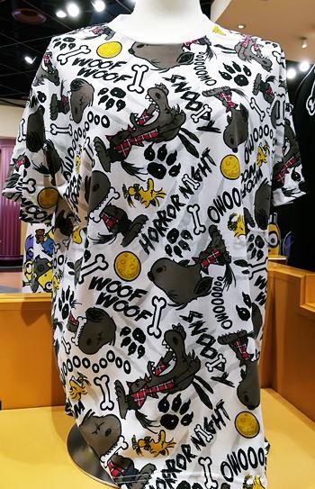 ユニバのハロウィンTシャツ2017年バージョン スヌーピー