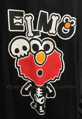 ユニバのハロウィンTシャツ2017年バージョン エルモ
