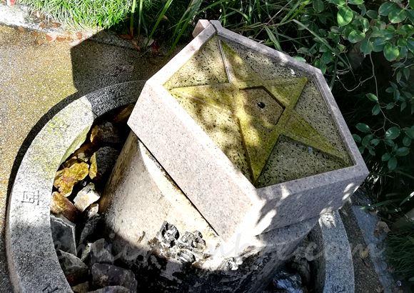 清明神社の晴明井(井戸)